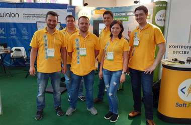 Soft.Farm team took part in the AGRO-2019 exhibition