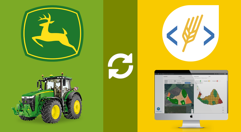 Connect to John Deere Data