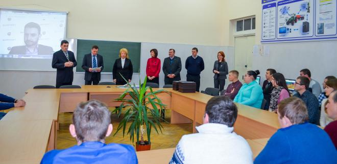 We invite you to a scientific-practical seminar in the Poltava State Agrarian Academy